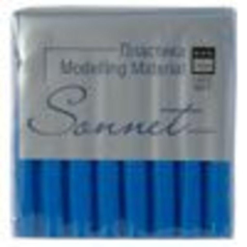 """Sonnet пластика цветная с блёстками: Пластика """"Sonnet"""" синий с блестками 56гр в Шедевр, художественный салон"""