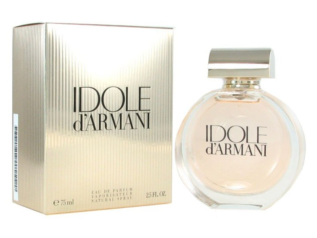 Женская туалетная вода Armani: Armani Idole edp ж 75 ml тестер в Элит-парфюм