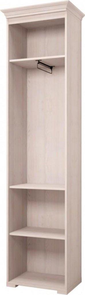 Шкафы для одежды и белья: Шкаф для одежды 18 (без карниза) Афродита левый в Стильная мебель