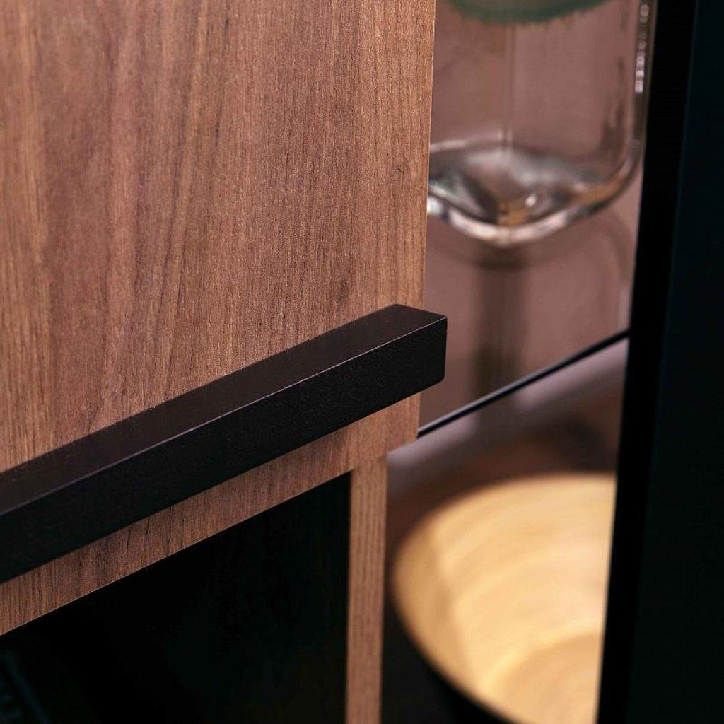 Тумбы и стойки под телевизор и аппаратуру: Тумба ТВ малая Nature 333 в Стильная мебель