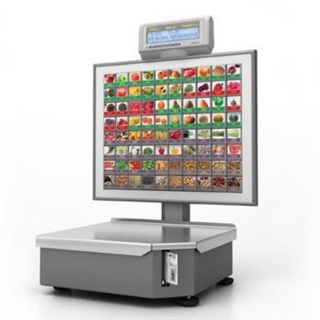 Весы с печатью этикеток: ШТРИХ-ПРИНТ С 4.5 весы с печатью этикетки в Рост-Касс