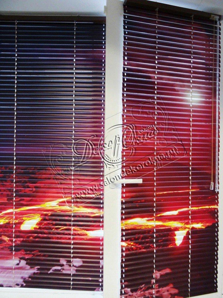 Жалюзи для окон: Жалюзи горизонтальные в Декор окна, салон