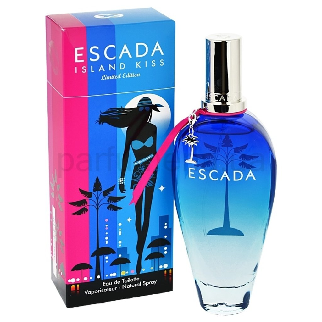 Женская туалетная вода: Escada Island Kiss Limited Edition 100ml в Мой флакон