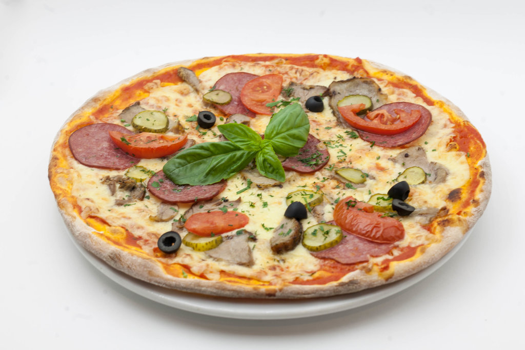 Пицца: Пицца Мясной бум в Tokio