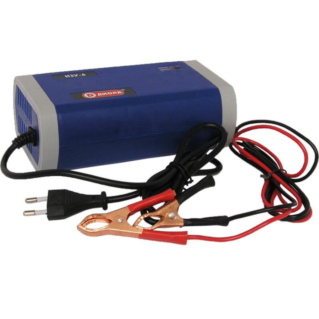 Пуско-зарядные и зарядные устройства: Зарядное устройство ИЗУ-6 30020010 в Арсенал, магазин, ИП Соколов В.Л.