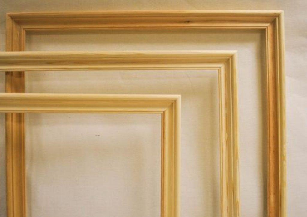 Рамы: Рама №45 50*60 Лесосибирск сосна в Шедевр, художественный салон