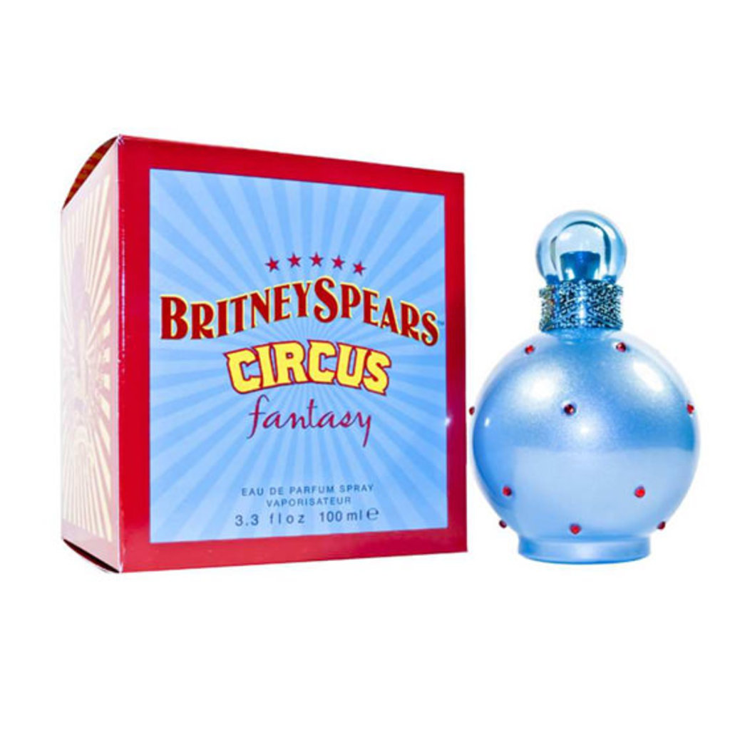 Britney Spears: Britney Spears Circus Fantasy edp в Элит-парфюм