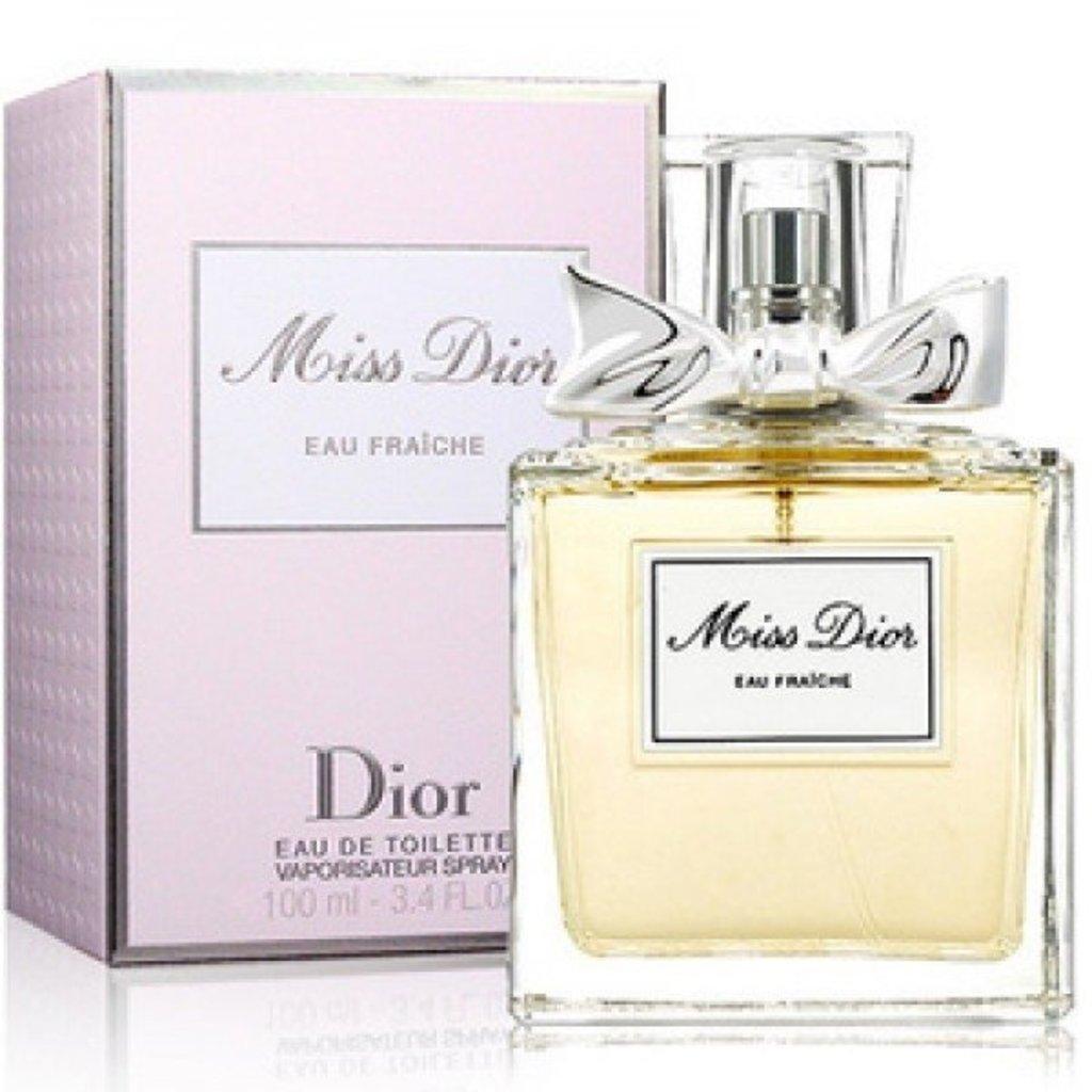 Christian Dior  (Кристиан Диор): Christian Dior Miss Dior Eau Fraiche 100ml в Мой флакон