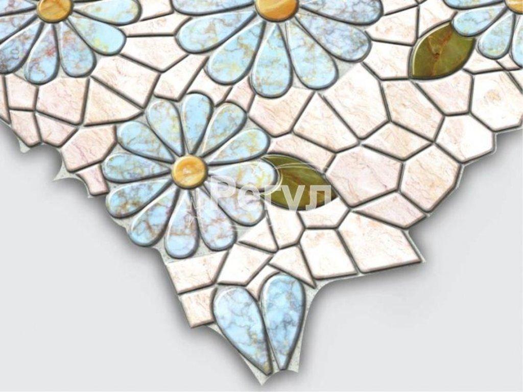 Панели ПВХ: Мозаика Ромашковая фантазия в Мир Потолков