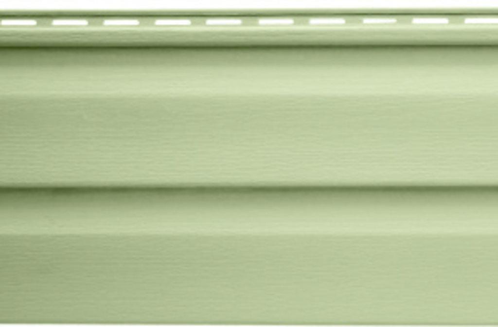 Виниловый Сайдинг: Альта-Сайдинг, виниловый, салатовый, 3,66м в АНЧАР,  строительные материалы