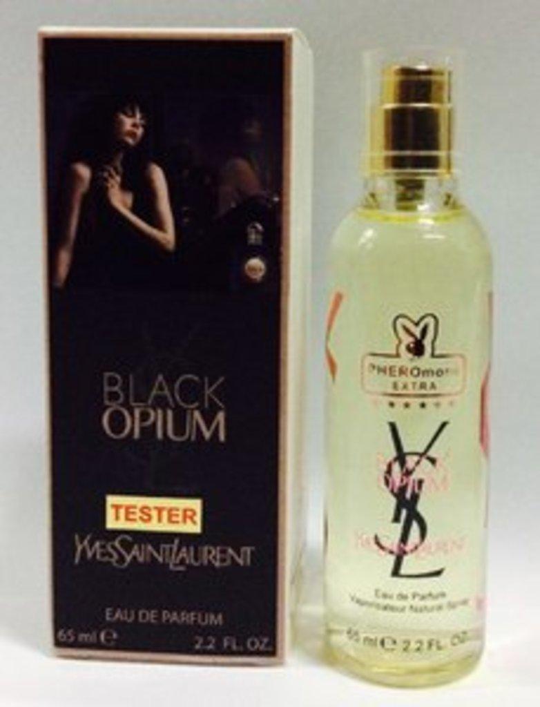 """Yves Saint Laurent (Ив Сен-Лоран): Мини парфюм с феромонами YSL """"Black Opium"""" for woman (65 мл) в Мой флакон"""