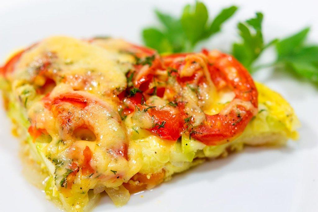 Пятница: Запеканка овощная с курочкой (280 г) в Смак-нк.рф
