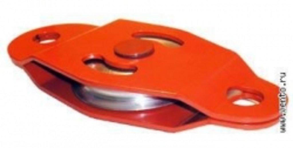 Другие производители: Блок-ролик одинарный «Промальп» c/п 5т проушины с двух сторон! в Турин