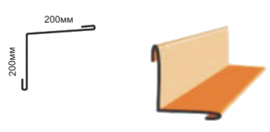 Доборные элементы: Внутренний угол с полимерным покрытием в Магнит, ООО