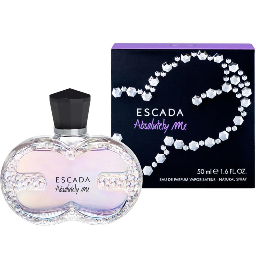 Женская парфюмированная вода: Escada Absolutely Me 75ml в Мой флакон