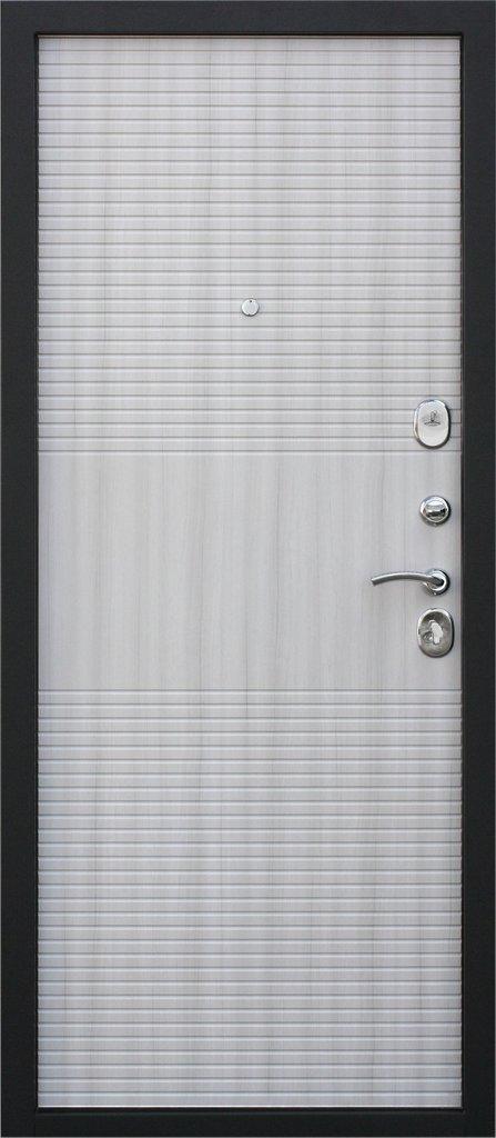 Входные двери (бюджет) от 70-80мм: Входная дверь ГАРДА Муар в STEKLOMASTER