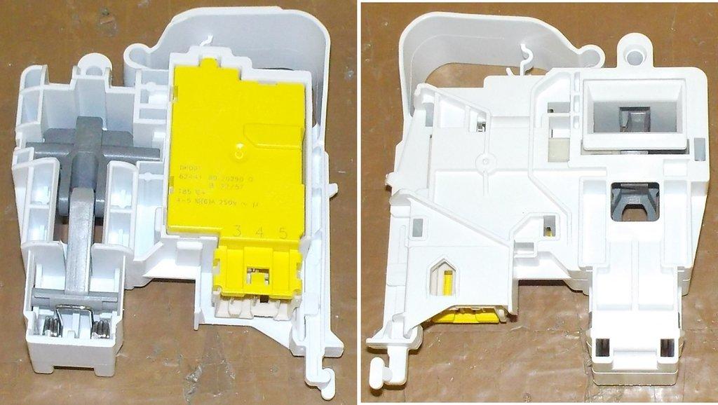 Термоблокировка люка для стиральной машины (УБЛ): Термоблокировка люка (УБЛ - устройство блокировки люка) для стиральных машин Ariston (Аристон), 264161, 119223, 264535, 299278, C00299278 в АНС ПРОЕКТ, ООО, Сервисный центр