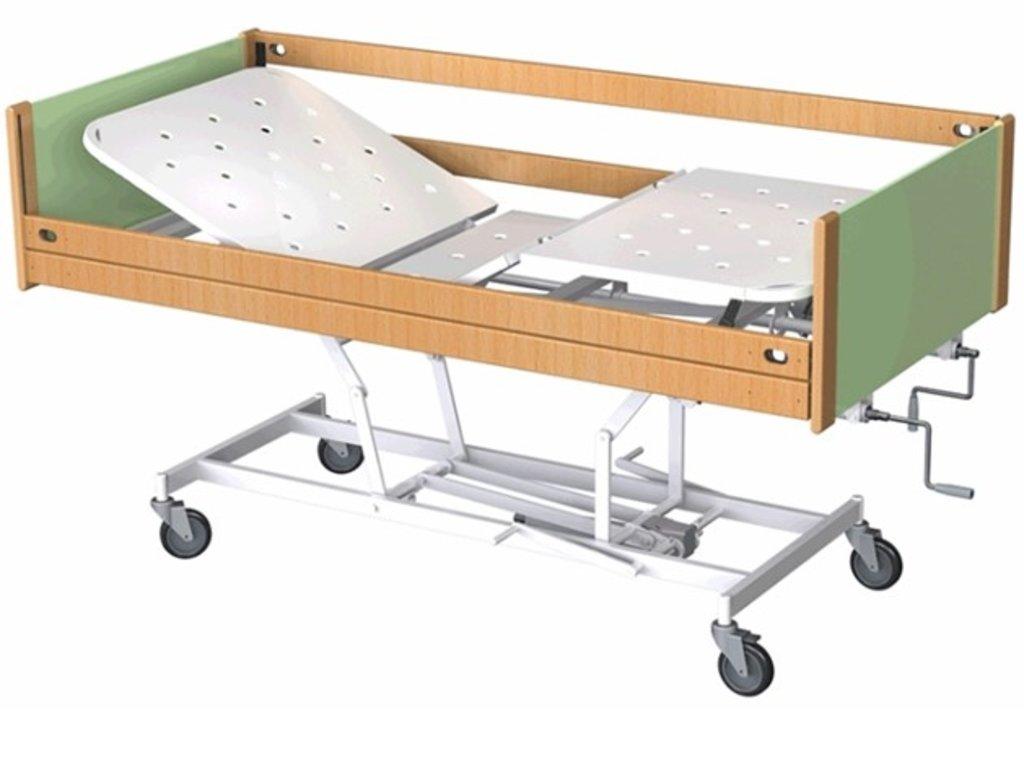 Медицинские кровати: Кровать медицинская для лежачих больных КМФТ144 МСК-6144 в Техномед, ООО
