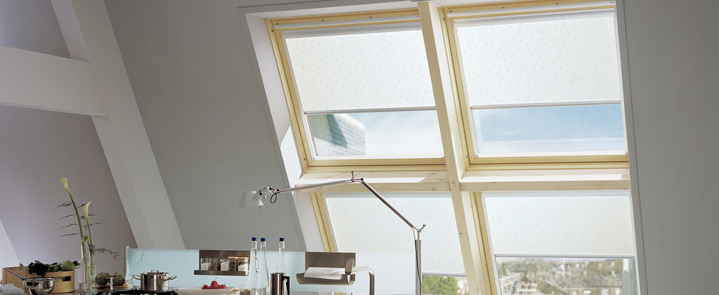 Рулонные шторы: Рулонные шторы UNI2 (BESTA) для пластиковых окон с любой глубиной штапика в Салон штор, Виссон