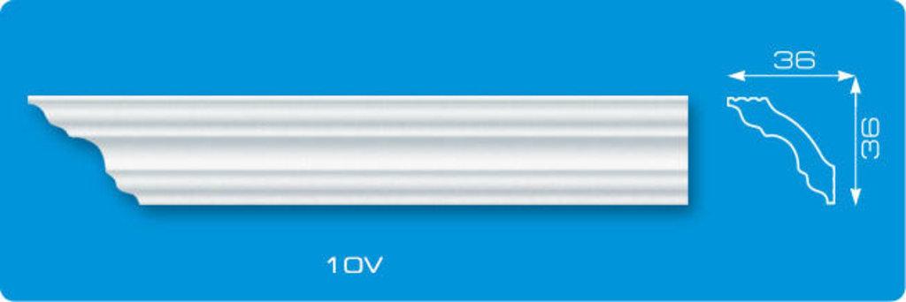 Плинтуса потолочные: Плинтус потолочный ЛАГОМ ДЕКОР 10v экструзионный длина 2м в Мир Потолков