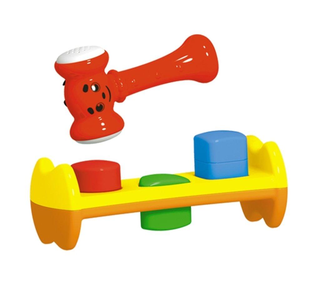 Игрушки для малышей: Стучалочка-Обучалочка в Игрушки Сити