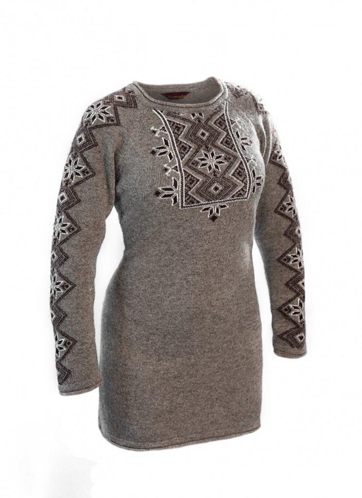 Женская одежда: Туника женская с орнаментом в Сельский магазин