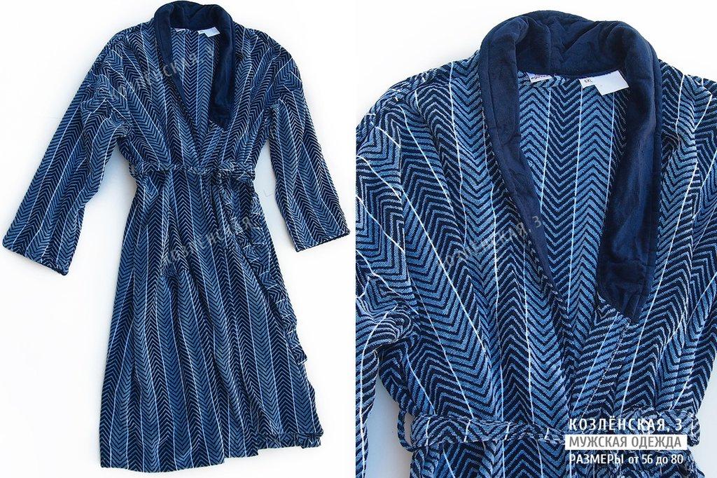 Халаты: Мужской халат в Богатырь, мужская одежда больших размеров