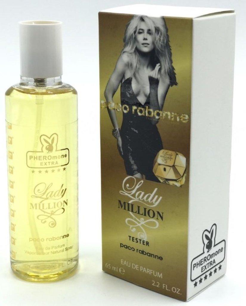 Paco Rabanne (Пако Рабан): Мини-парфюм 65 ml с феромонами Paco Rabanne Lady Million в Мой флакон