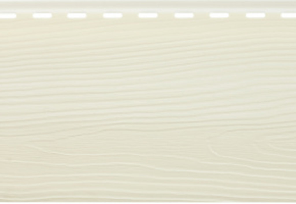 Вспененный сайдинг: Альта-Борд, Стандарт, панель ВС-0, кремовая - 3,00х0,18м. в АНЧАР,  строительные материалы