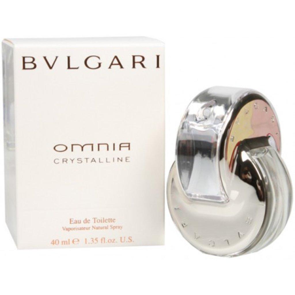 Bvlgari: Туалетная вода Bvlgari Omnia Crystalline edt ж 40 ml в Элит-парфюм