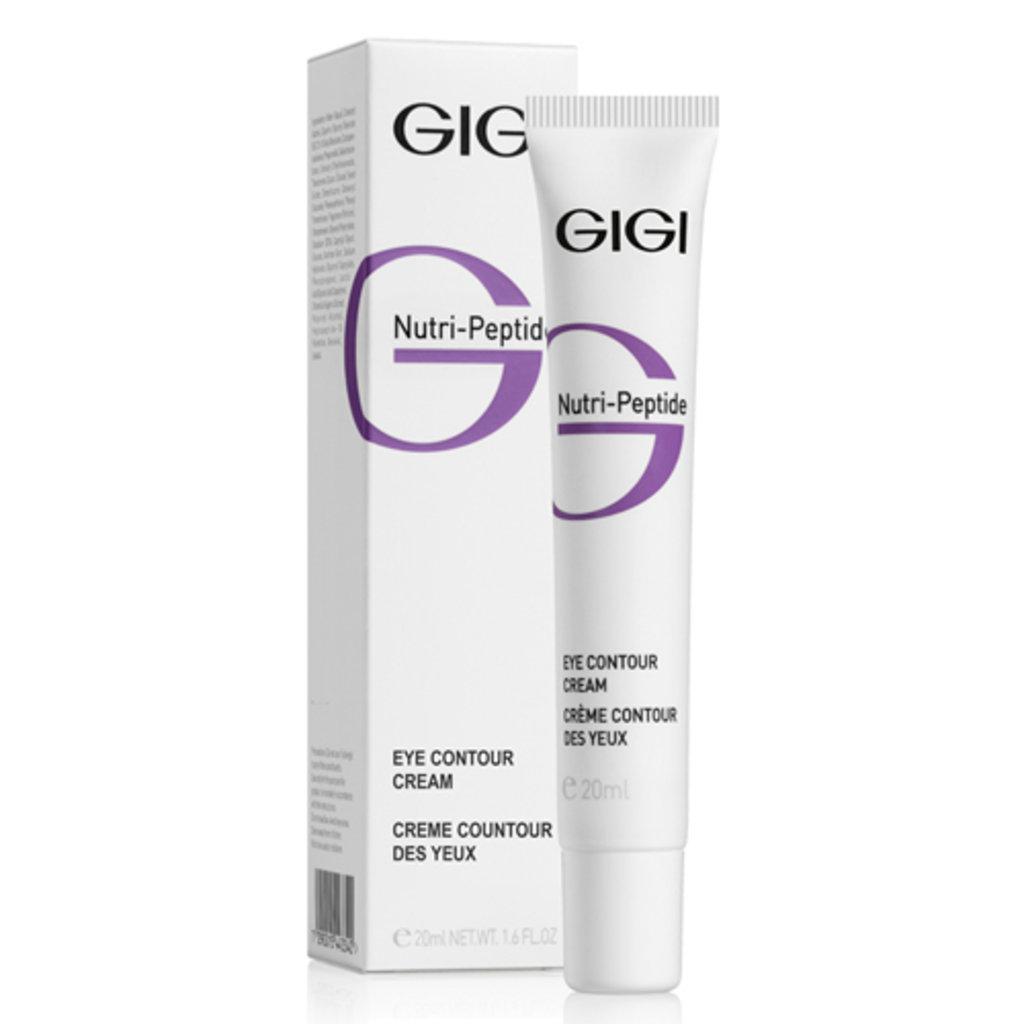 Антивозрастной уход: Крем контурный для век / Eye Contour Cream, GiGi Nutri-Peptide в Косметичка, интернет-магазин профессиональной косметики