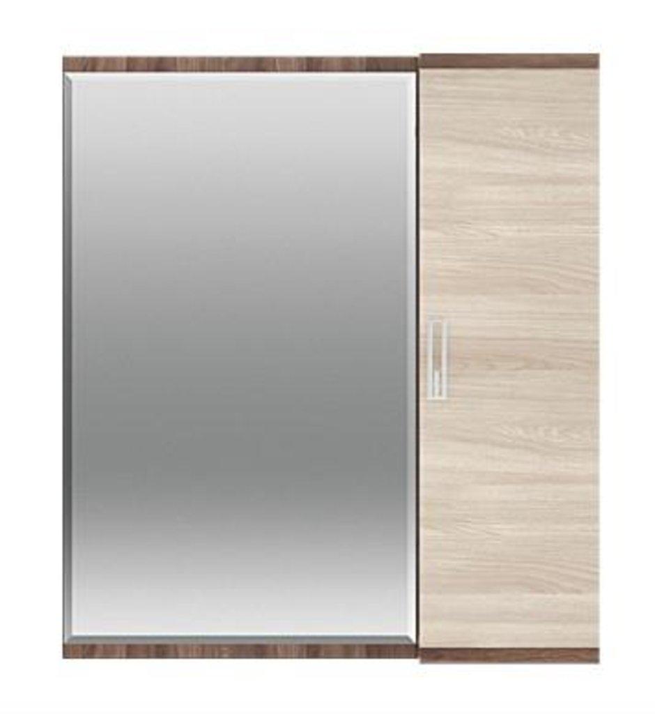 Мебель для прихожей Веста Статус. Все модули: Полка (900) с зеркалом ПР.071.102 Веста Статус в Диван Плюс
