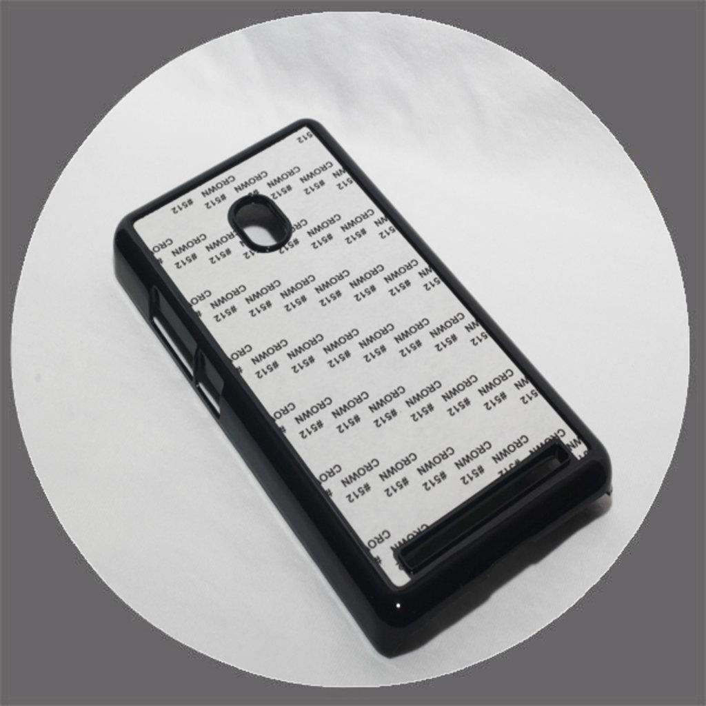 ASUS: Чехол для ASUS 6 Черный в NeoPlastic