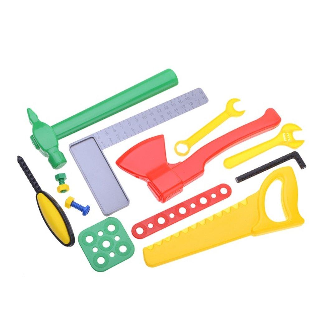 Игрушки для мальчиков: Набор Инструментов Совтехстром в Игрушки Сити