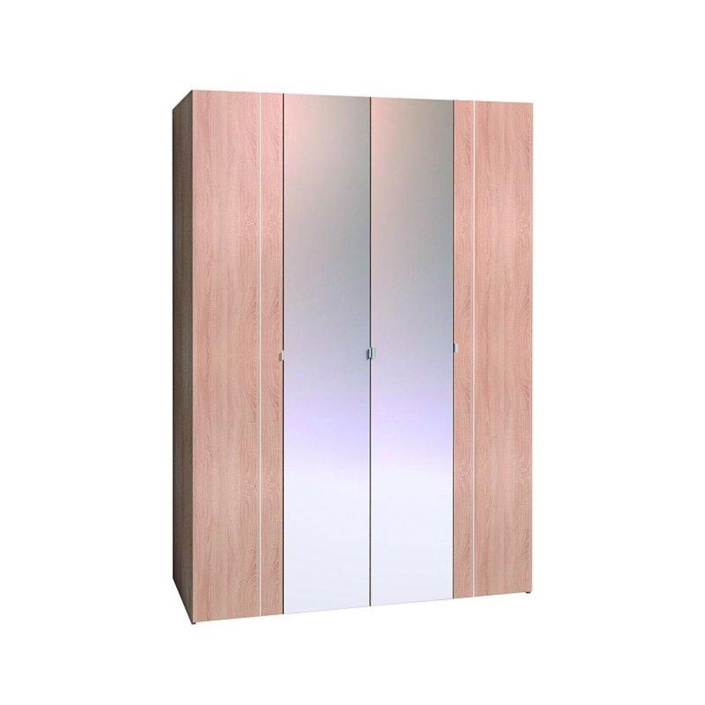 Шкафы для одежды и белья: Шкаф для одежды и белья BERLIN 34 в Стильная мебель