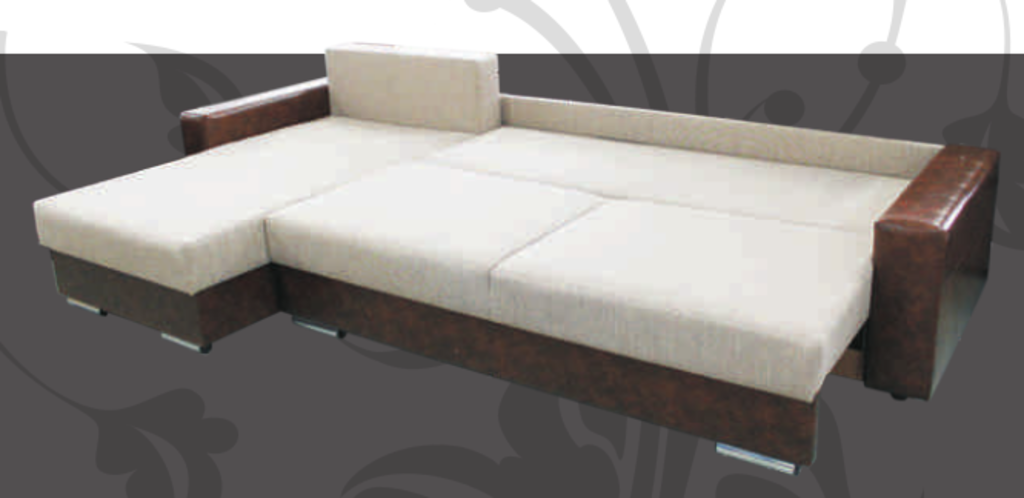 Диваны и мягкие кресла: Угловой диван Лорд (Тик-так) в Стильная мебель
