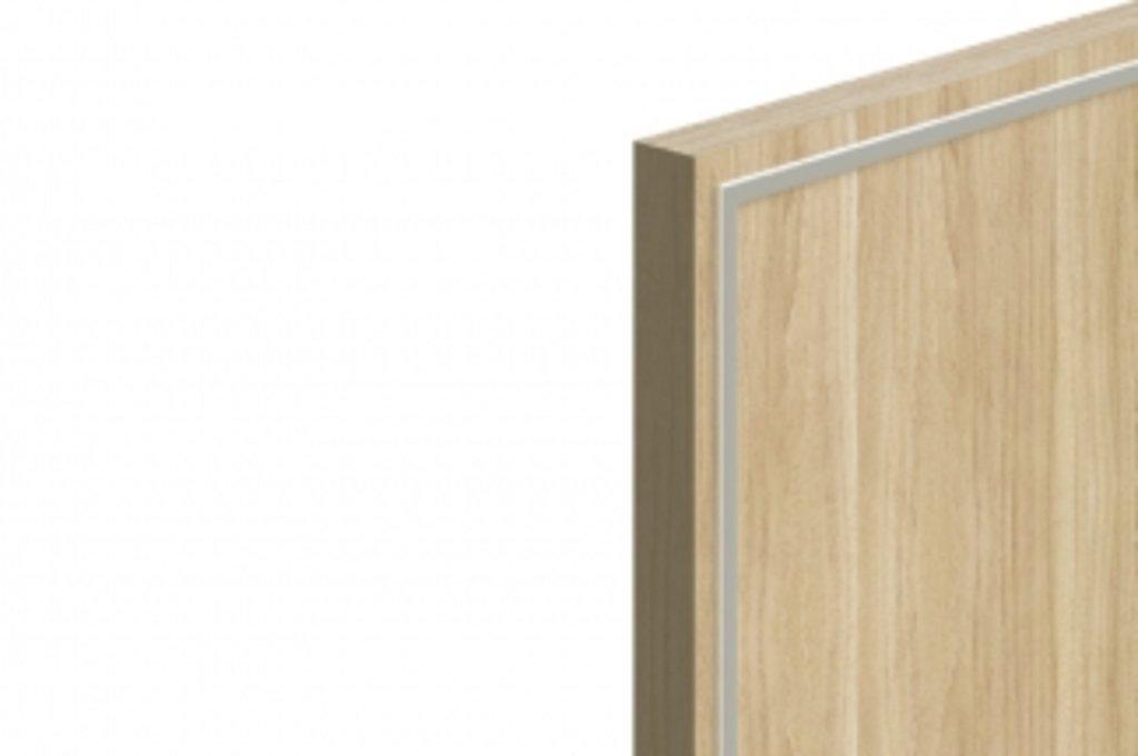 """Мебельная фурнитура """"НОВИНКИ"""": Профиль декоративный под пропил , L=4100мм, отделка алюминий анодированный в МебельСтрой"""