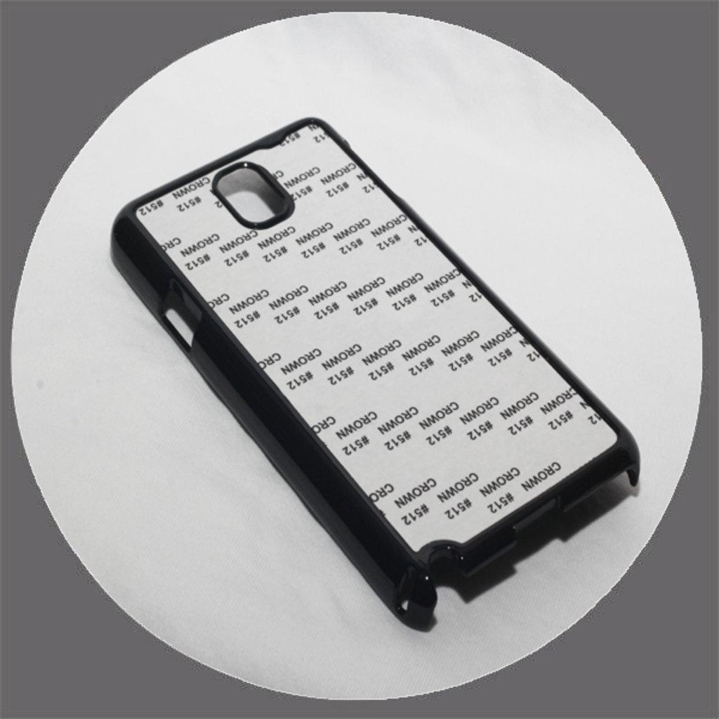 Samsung: Чехол для Samsung Galaxy Note 3 N9006 Черный пластиковый в NeoPlastic