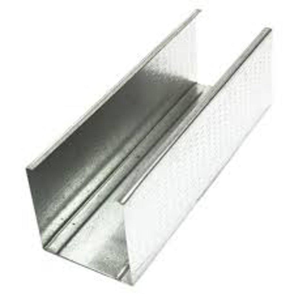 Профиль гипсокартонный: Профиль ПС (50*50) L=3м в 100 пудов