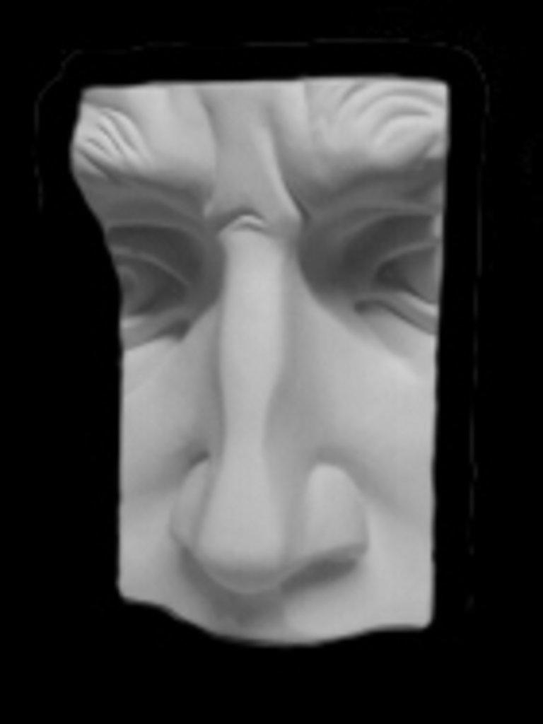 Гипсы: Нос Давида в Шедевр, художественный салон