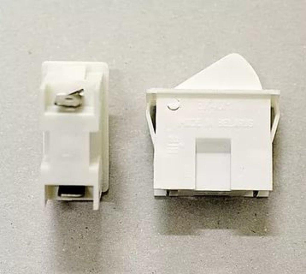 Запчасти для холодильников: Выключатель света в холодильном отделении Атлант (Atlant) ВК-40М-0.2-01220-04 908081700004, 908081700005 в АНС ПРОЕКТ, ООО, Сервисный центр