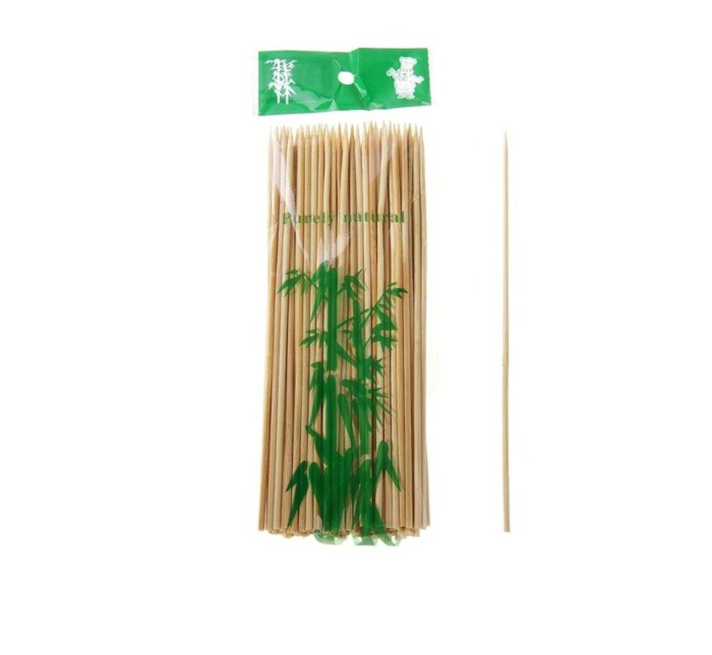 Упаковка: Набор шампуров деревянных 25см в ТортExpress