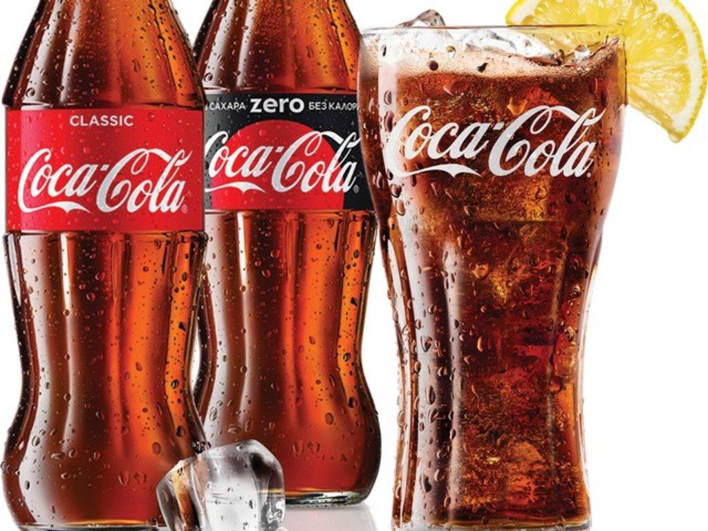 Напитки: Coca-Cola/Fanta/Sprite/Schweppes в Pizza Rosso