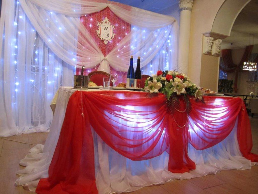 Свадебный зал в АРБАТЪ, ресторан