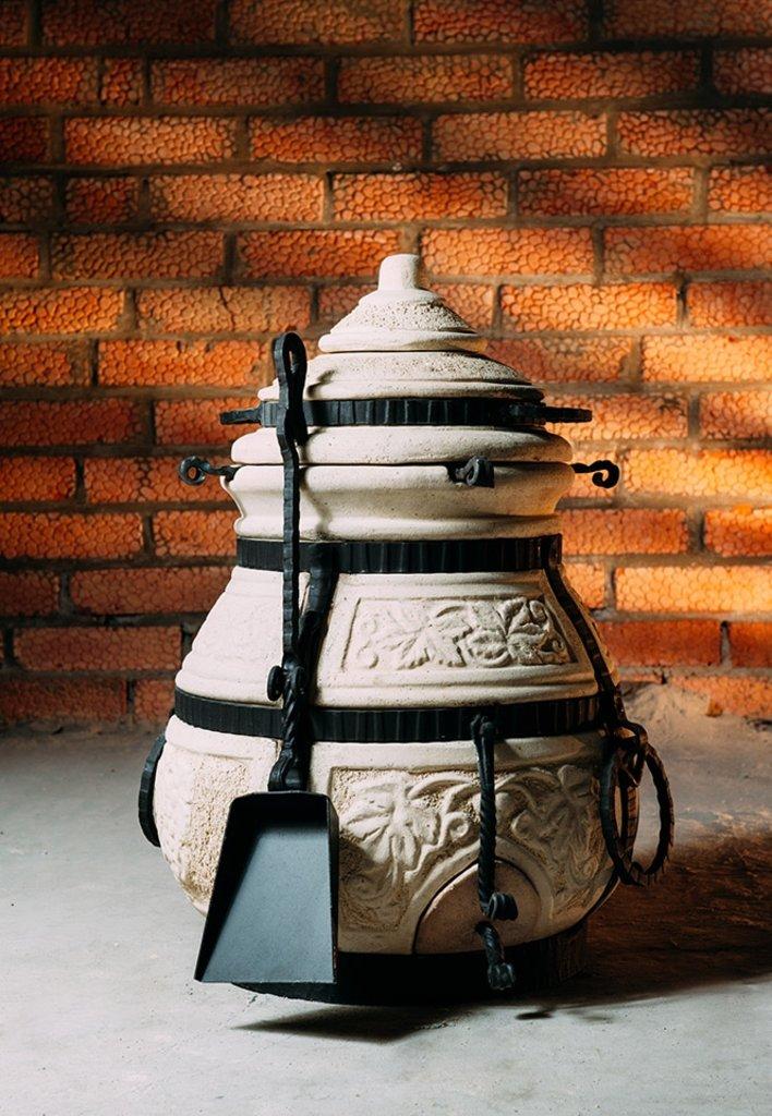 Тандыры и мангалы: Тандыр Сармат Кочевник в Антиль
