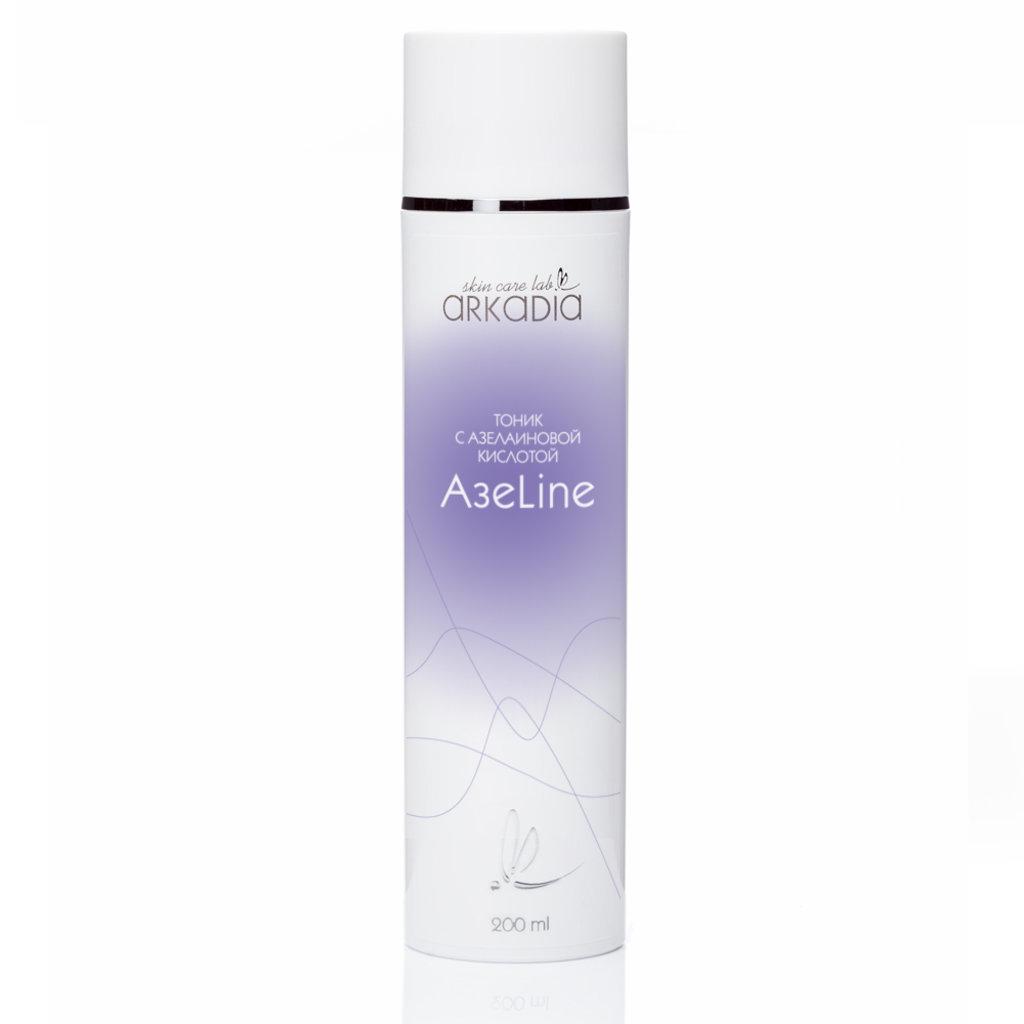 Очищение: Тоник с азелаиновой кислотой АзеLine в Косметичка, интернет-магазин профессиональной косметики