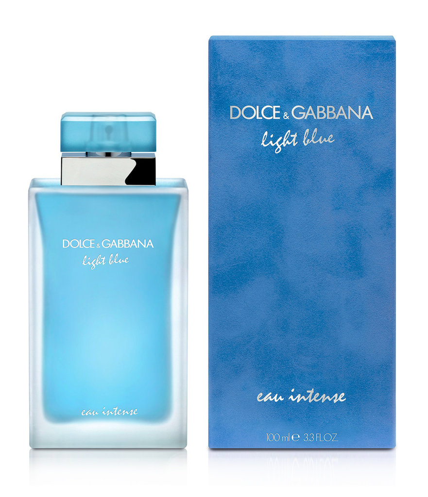 Dolce&Gabbana (Дольче и Габбана): Dolce & Gabbana Light Blue Eau Intense (Дольче Габана Лайт Блю Интенс) edp 100ml в Мой флакон