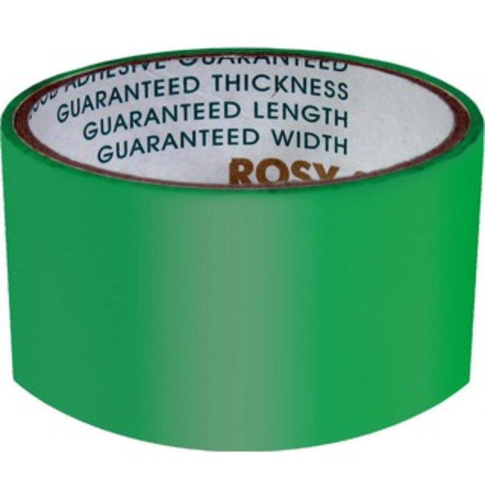 Скотч: Скотч 48х33 зеленый 45мкм RosyStar в Шедевр, художественный салон