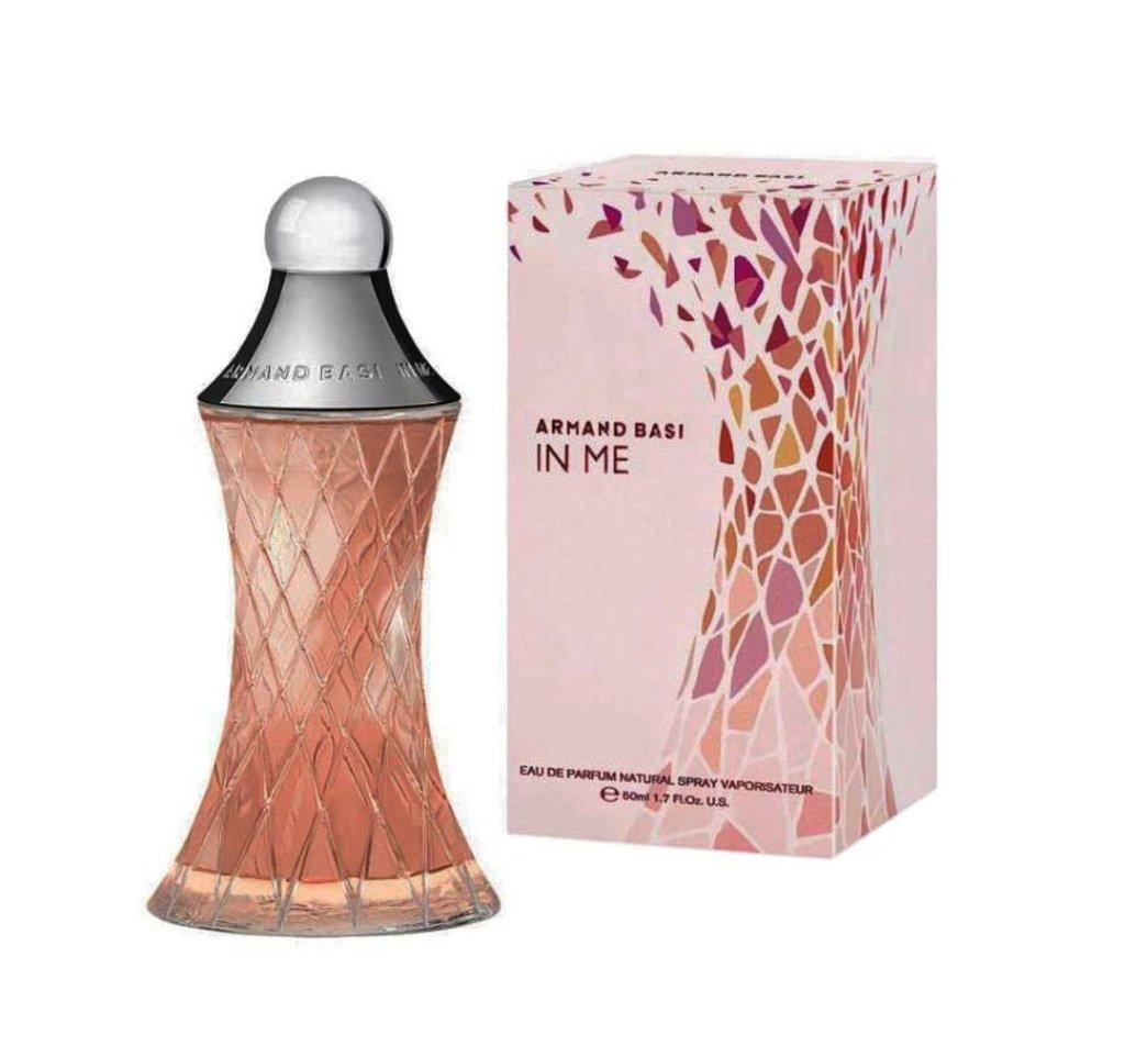 Женская парфюмерная вода Armand Basi: Armand Basi In Me Парфюмерная вода edp ж 50 ml в Элит-парфюм