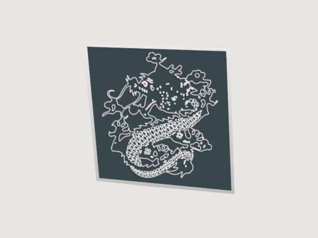 Зеркальные потолоки: Серия «Китайский гороскоп» в Мир Потолков